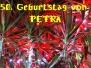 50. Geburtstag von Petra